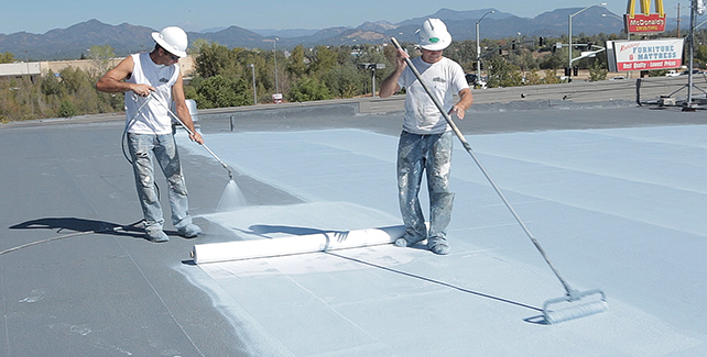 Flat Roof Repairs Commercial Roofing Contractors