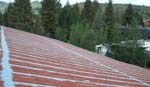 Metal Roof Restoration and Coating