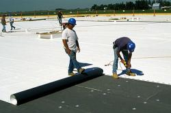 Single Ply Roofing System by Mast Roofing