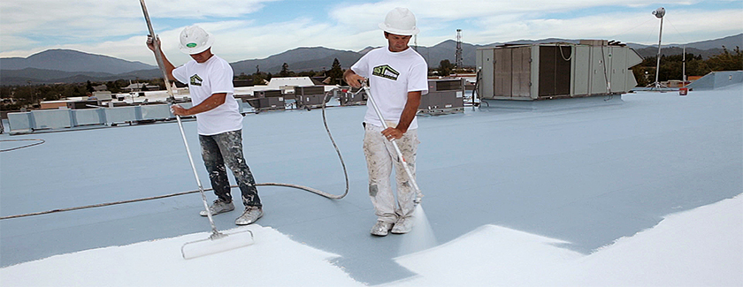Single Ply Roofing Spray On Roofing Redding Ca
